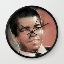 The Greatest Of All Time Wall Clock
