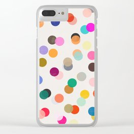 stories 1 sq Clear iPhone Case