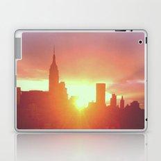 6:30am, New York Laptop & iPad Skin