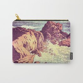 Stopping by the Shore at Uke Carry-All Pouch