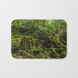 Deep in the rain forest Bath Mat