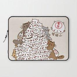 Cat Mountain Laptop Sleeve