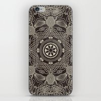spiritual iPhone & iPod Skins featuring Spiritual Mantra by Diego Tirigall