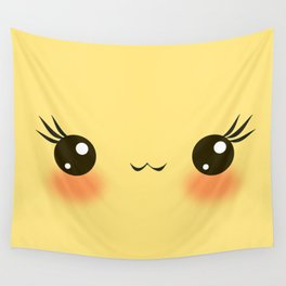 Kawaii Sunny Bright Wall Tapestry