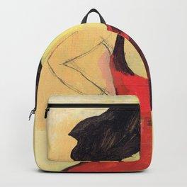 SELINA BEACH SKETCHBOOK Backpack