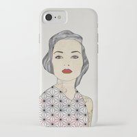 silver iPhone & iPod Cases featuring Silver by John Murphy