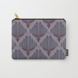 Lavender Gumdrops Carry-All Pouch