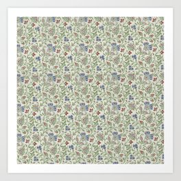 William Morris Brentwood Art Print