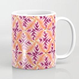 Raspberry Orange Repeat Coffee Mug