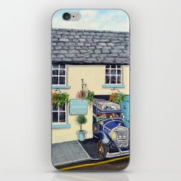 The Borderers - Brecon & Zapp Family iPhone Skin