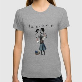 Banksy Marriage Equality T-shirt