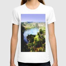 Leg of Mutton Lake T-shirt