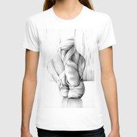 andreas preis T-shirts featuring Ballet by Andreas Derebucha
