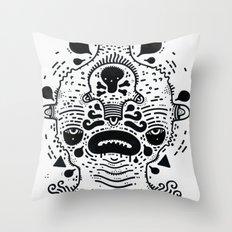 SADBOYZZ Throw Pillow