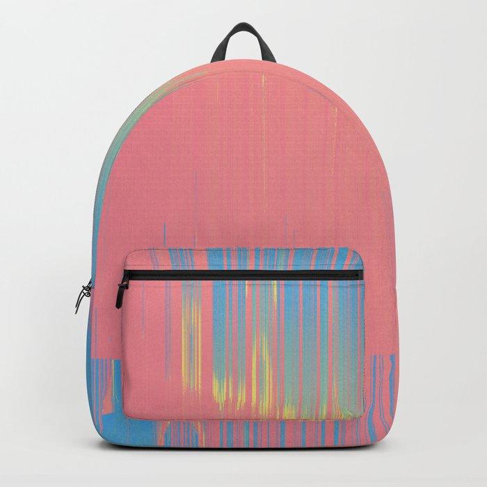 Hot 90's bckgrnd Backpack