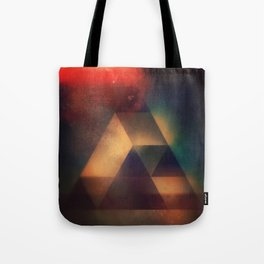 6try Tote Bag