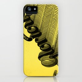 Getting Old is Getting Glorious iPhone Case