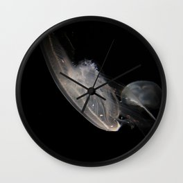 Jellyfish 6 Wall Clock