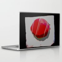 donut Laptop & iPad Skins featuring donut by gasponce