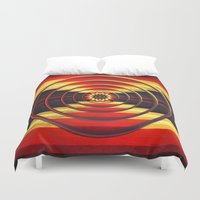 focus Duvet Covers featuring Focus by DebS Digs Photo Art