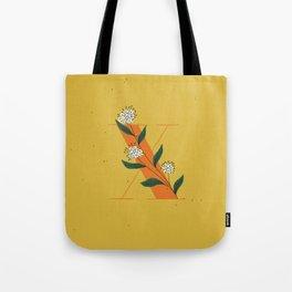 X for Xylosma Tote Bag