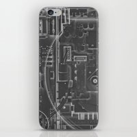 playstation iPhone & iPod Skins featuring PlayStation One  by Georg Bodenstein