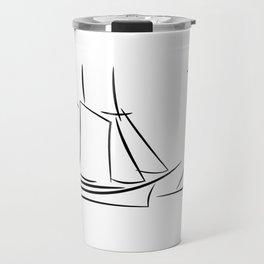 Sailing Travel Mug