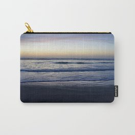 As The Ocean Goes To Sleep Carry-All Pouch