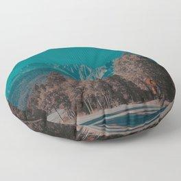 Pikes Peak Floor Pillow