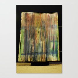 Technicolour Insects Canvas Print