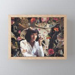 Mixed Emotions  Framed Mini Art Print