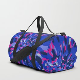 Abstract organic pattern 18 Duffle Bag