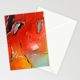 BREAKING THROUGH MY WORLD Stationery Cards