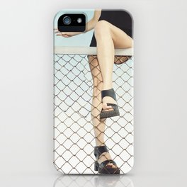 Hoping Fences iPhone Case