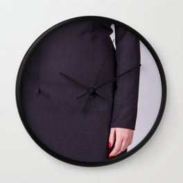 eyes tell no lies Wall Clock