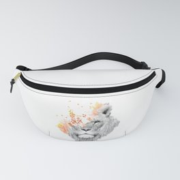 If I roar (The King Lion) Fanny Pack