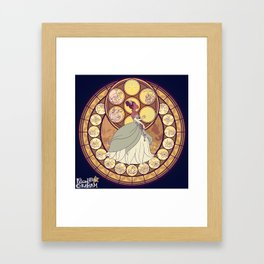 Tiana Wedding Framed Art Print