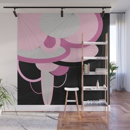 Japan Style Wall Mural