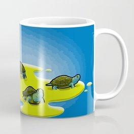 Slurm and Turtles Coffee Mug