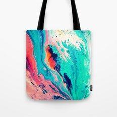 Backlash Tote Bag
