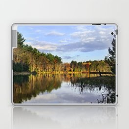 First Light Sunrise Landscape Laptop & iPad Skin