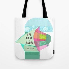 Um Gajo é Parvo Tote Bag