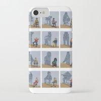 zodiac iPhone & iPod Cases featuring Zodiac by Anastassia Elias