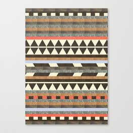 DG Aztec No.1 Canvas Print