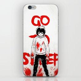 Jeff, The Killer iPhone Skin