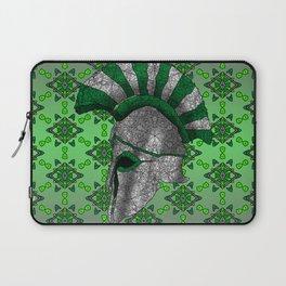 Spartan Helmet Laptop Sleeve