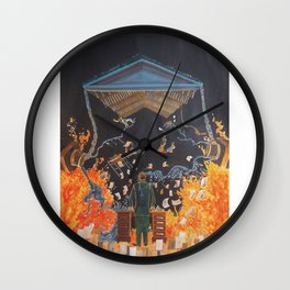 Reticulated education...to fit Wall Clock