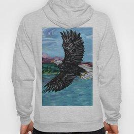 Soar Like An Eagle Hoody