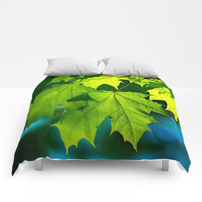 Tales From The Maple Wood Comforters