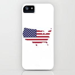 United States iPhone Case